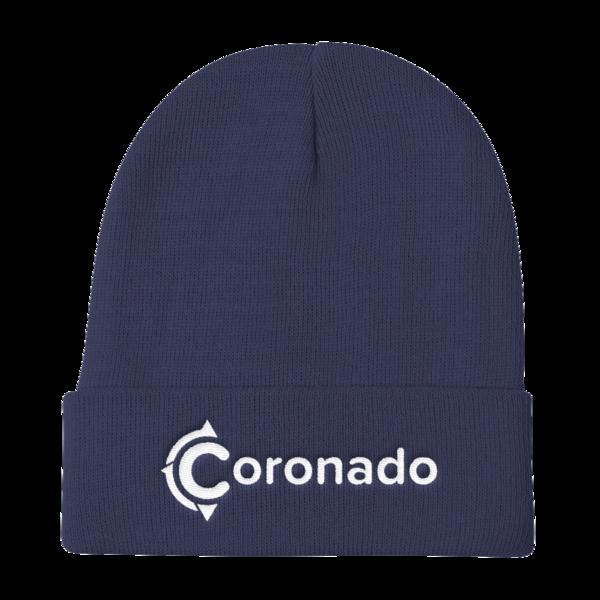 Coronado Island Beanie (Navy Blue)