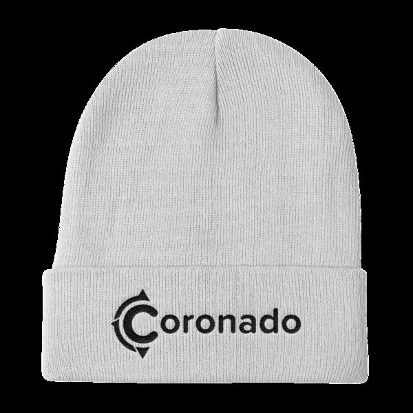 Coronado Island Beanie (White)