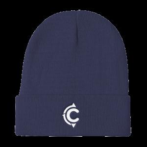 Coronado Island Icon Beanie (Navy Blue)