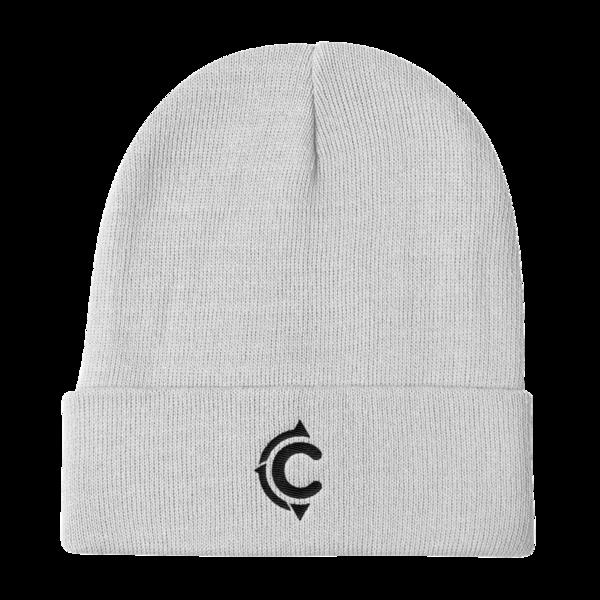 Coronado Island Icon Beanie (White)
