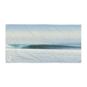 Long Shot Barrel Beach Towel