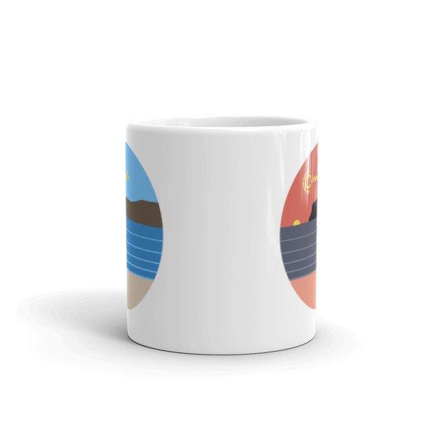 "Coronado Coffee Mug 11"" (front view)"