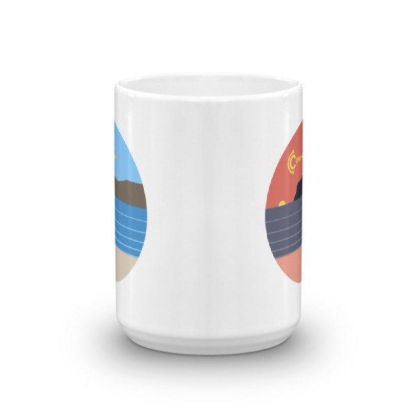 "Coronado Coffee Mug 15"" (front view)"
