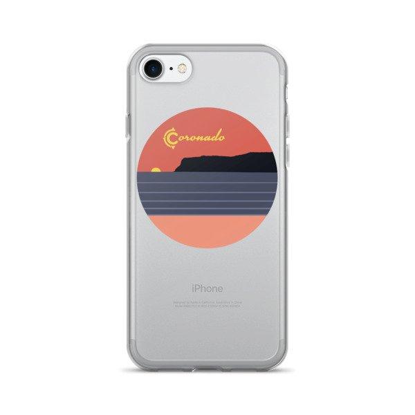 Coronado Sunset- iPhone 7 Case