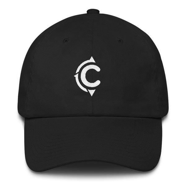 Coronado-Island-Cotton-Hat-(black)