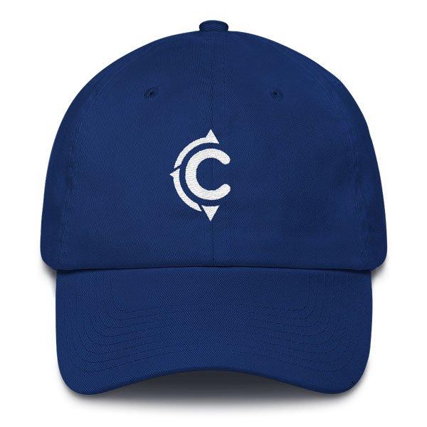 Coronado-Island-Cotton-Hat-(royal-blue)